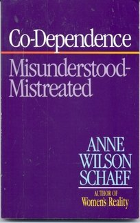 Image for Co-Dependence:  Misunderstood -- Mistreated