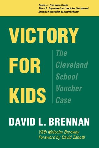 Image for Victory for Kids : The Cleveland School Voucher Case