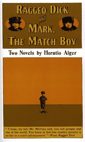 Image for Ragged Dick and Mark the Match Boy