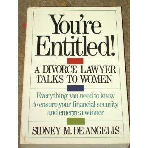 Image for You're Entitled!: A Divorce Lawyer Talks to Women