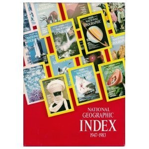 Image for National Geographic Index, 1947-1983