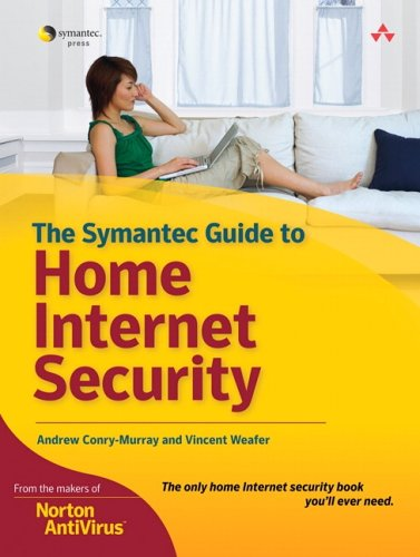 Image for Symantec Guide Book to Home Internet Security (Paperback)