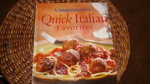 Image for Weight Watchers Quick, Italian Favorites