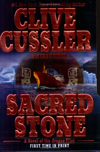 Image for Sacred Stone (The Oregon Files)