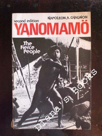 Image for Yanomamo, the Fierce People (Case Studies in Cultural Anthropology)