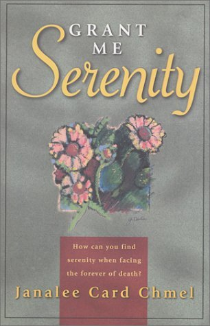 Image for Grant Me Serenity