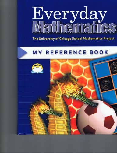 Image for Everyday Mathematics: My Reference Book/Grades 1 & 2 (University of Chicago School Mathematics Project)