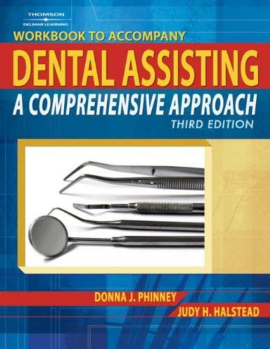 Image for Workbook for Dental Assisting, A Comprehensive Approach,