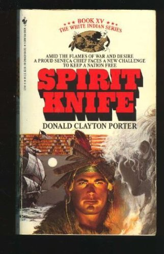 Image for SPIRIT KNIFE (White Indian, No 15)